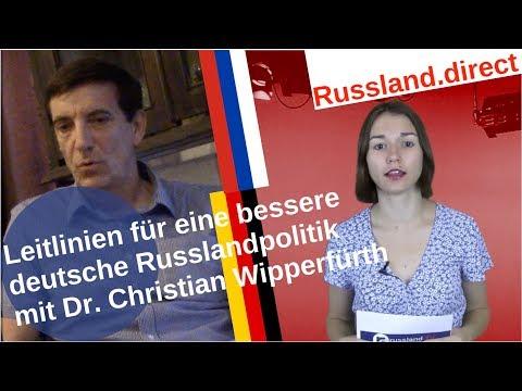 Bessere deutsche Russlandpolitik – wie? [Video]