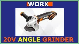 WORX - 20V Angle Grinder