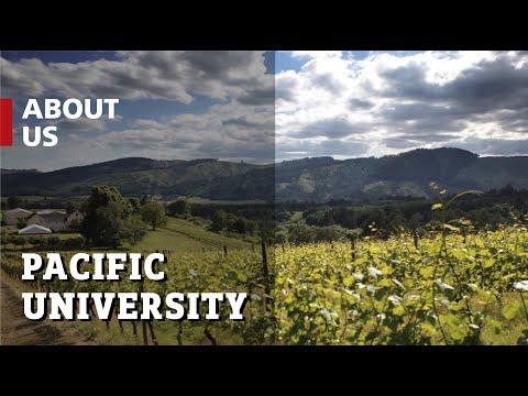 Pacific University - video