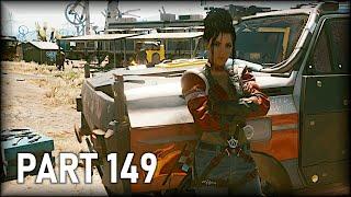 Cyberpunk 2077 - 100% Walkthrough Part 149 [PS5] – Riders on the Storm (Very Hard) (4K)