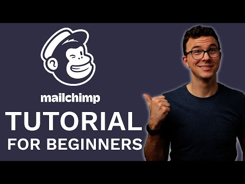 Mailchimp Tutorial 2021 (Email Marketing for Beginners Tutorial ...