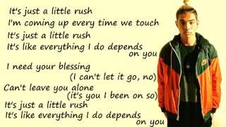William Singe Rush  Lyrics
