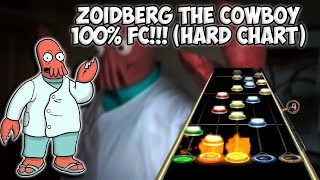 Zoidberg the Cowboy (Hard Chart) 100% FC!!!