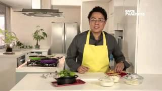 Tu cocina - Quesadillas de jaiba