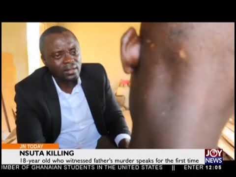 Nsuta Killing - Joy News Today (20-11-18)