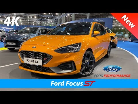 Ford Focus ST 2020 - FIRST look in 4K | Interior - Exterior (Better than VW Golf GTI?)