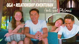 Q&A + Relationship Kwentuhan with Andi and Philmar!