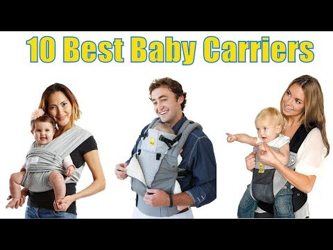 10 Best Baby Carriers 2017 | Best Baby Carrier 2017 | #BestBabyCarrier