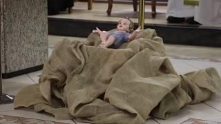 Acolhida da Imagem do Menino Jesus - Missa do Natal do Senhor (24.12.2018)