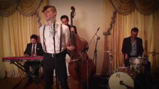 Titanium - Vintage 1940s Jazz Crooner - Style Sia / David Guetta Cover Ft. Von Smith