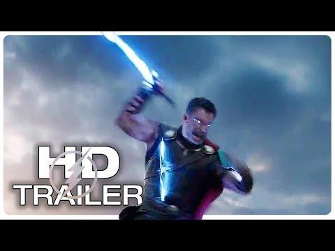 THOR RAGNAROK Thor's Lightning Sword Trailer (2017) Marvel Superhero Movie HD