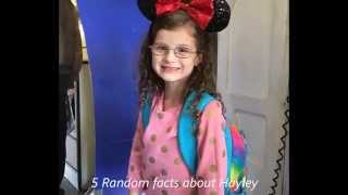 5 Facts about Hayley | Bratayley In Handstand
