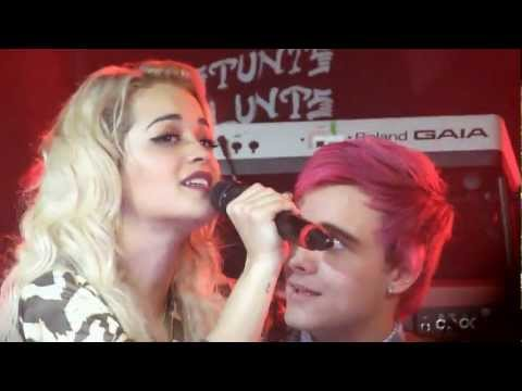 Rita Ora - Hello, Hi, Goodbye -  live Sheffield 1 february 2013 - HD
