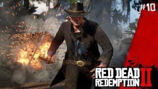 RED DEAD REDEMPTION 2 Прохождение #10