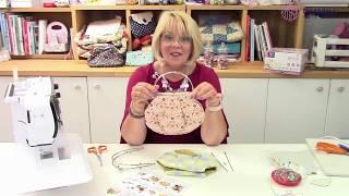 Threaders Bag Making - Stylish Hoop Bag