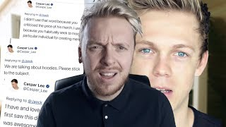 My Response To Caspar Lee Calling Me A 'Bully'