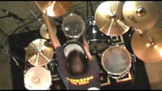 Cobus - Fall Out Boy - Grand Theft Autumn (Drum Cover 2007)