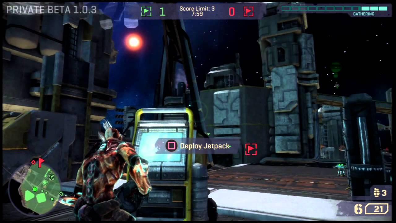 Starhawk Private Beta to Close January 3, 2012