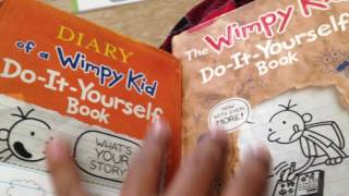 Wimpy kid old school teaser diary of a wimpy kid book collection and gift set solutioingenieria Images