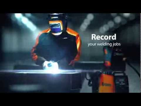 Kemppi ArcInfo solution for metal fabrication workshops and welding schools
