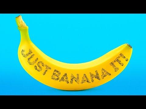 Kitchen Tips: Sliced Banana Trick