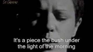 Elis Regina & Tom Jobim- Waters of March - English subtitles