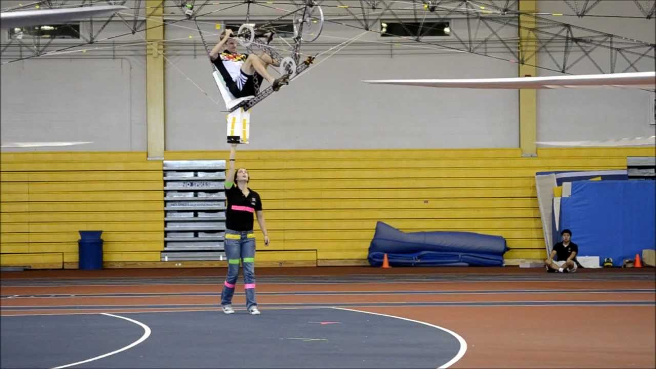 Gamera II Human-Powered Helicopter Soars To New Heights, Literally