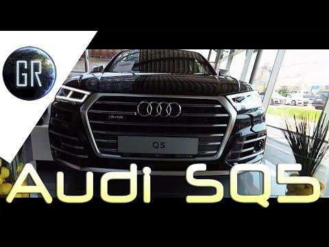 Audi  SQ5 Паркетник класса J - рекламное видео 3