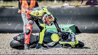 NOT THE BEST WAY TO START THE LAST RACE - RACING IS LIFE 2019 EP.42