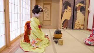 Geisha Tea Ceremony Osaka