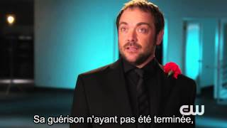 Supernatural - Mark Sheppard interview saison 9 VOSTFR