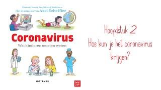 Corona voor kids: Wat gebeurt er als je het coronavirus krijgt?