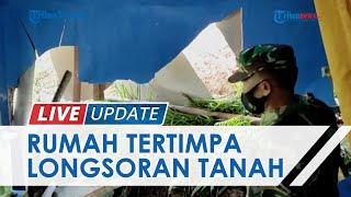 Evakuasi Korban Longsor di Banjarnegara Berlangsung Dramatis, Kakak-beradik Ditemukan Berpelukan