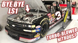 Dale Truck Is Getting a NASTY NEW ENGINE!! *Infused With FREEDOM*