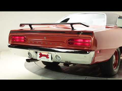 Video of 1970 Road Runner located in Cedar Rapids Iowa - $67,950.00 Offered by Duffy's Classic Cars - NLF2