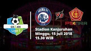 Live Streaming Ochanneltv.com Liga 1 Indonesia Arema FC Vs PS Tira Pukul 15.30 WIB