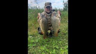 Рыбалка на озере урефты челябинской области карпа