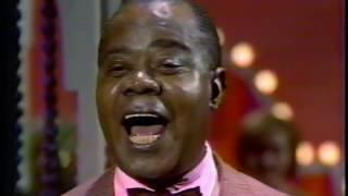 "Louis Armstrong ""Cabaret"" 1966"