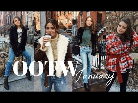 OOTW: January   7 Everyday Outfit Ideas