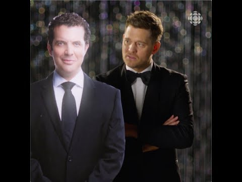 Michael Bublé Hosts The JUNO Awards on March 25
