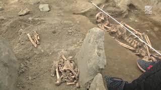 В КЧР найдены уникальные средневековые артефакты