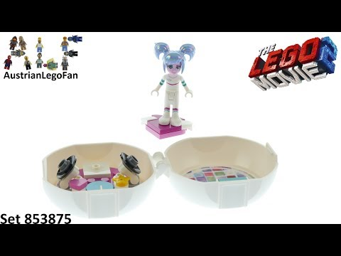 Vidéo LEGO The LEGO Movie 853875 : Capsule disco Sweet Mayhem