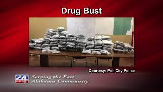 Pell City Drug Bust