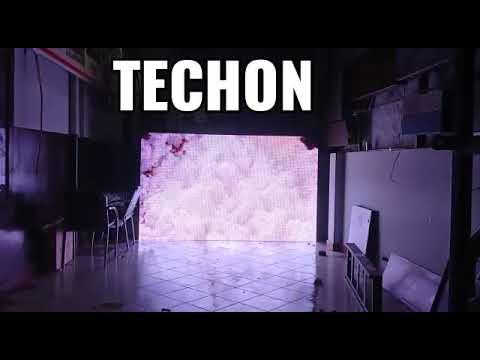 Techon P4 Outdoor  Advertising LED Screen