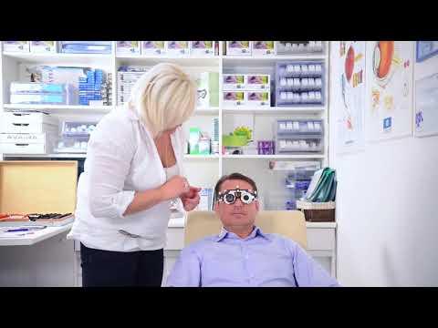 A myopia felnőtteknél előrehalad