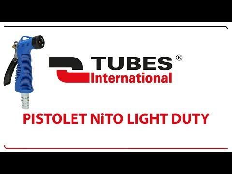 Pistolet do wody NiTO LIGHT DUTY - zdjęcie