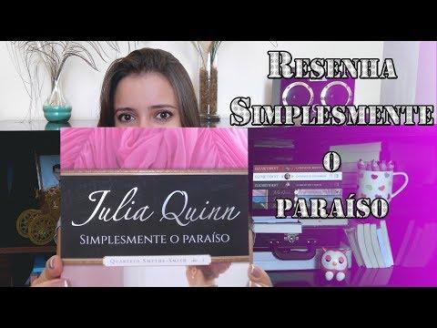 SIMPLESMENTE O PARAISO (Resenha) | Sonho Lindo de um Leitor #67