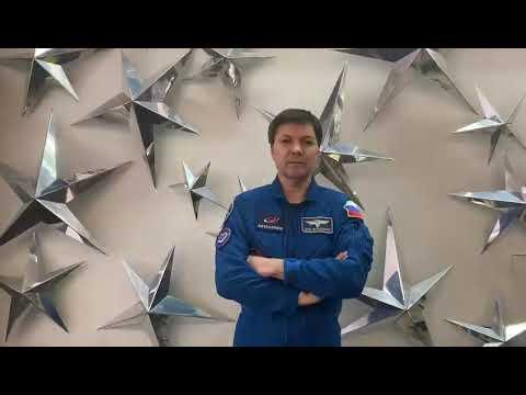Космонавт Олег Кононенко принял участие в создании Народного календаря