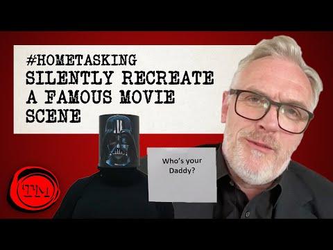 Hometasking: Zrekonstruujte slavnou filmovou scénu