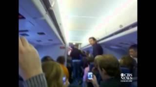 AA flight attendant's 9/11 rant